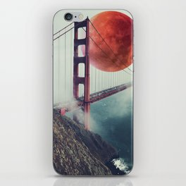 breathe in iPhone Skin
