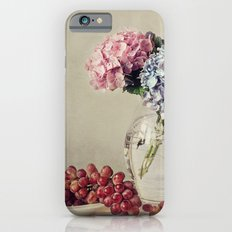 Still life with hydrangea iPhone 6s Slim Case