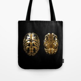 Highbrow / Looking up and down Tote Bag