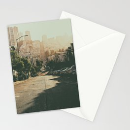 San Francisco-The Hills Stationery Cards