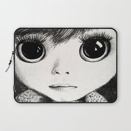 little girl /Agat/ Laptop Sleeve