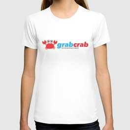 Grabcrab (formerly operating as Crabgrab) T-shirt