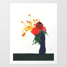 Wildflower 1813 Art Print