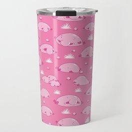 Bulbous Blobfish Travel Mug