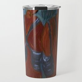 In Line For  A Blessing  (The Procession) Travel Mug