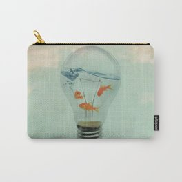 Ideas and Goldfish (RM) Carry-All Pouch