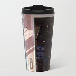 New Orleans Lampost on Royal Travel Mug