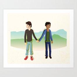 Second Blush Art Print
