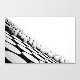 Open Day (Swanston x Victoria Street, 2013) Canvas Print