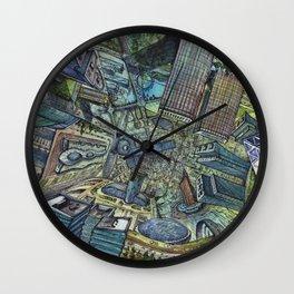 Expo 2017 Wall Clock