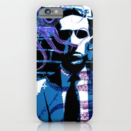 Lovecraft Poster iPhone Case