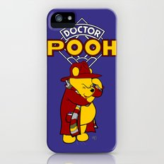 Doctor Pooh Slim Case iPhone (5, 5s)