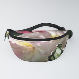 Glowing Pink Fanny Pack