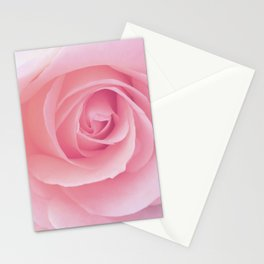 Flower | Pink Rose |  Photography | Nature | Spring | Summer Stationery Cards