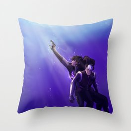 Sheith - As Many Times As It Takes Throw Pillow