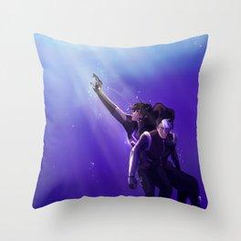 Sheith - As Many Times As It Takes Throw Pillow