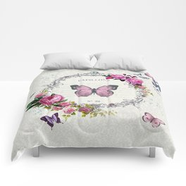 Papillons Comforters