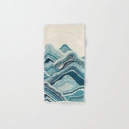 Blue Mountain Hike Hand & Bath Towel