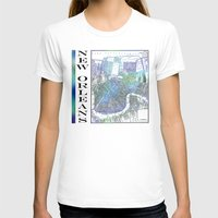 new orleans T-shirts featuring New Orleans by Catherine Holcombe