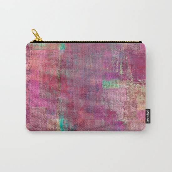 Lake Retba (Lac Rose) Carry-All Pouch
