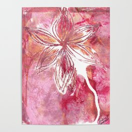 Lovely Lilly Poster