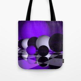 go violet -02- Tote Bag