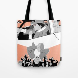 Alright [Combined] Tote Bag