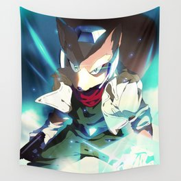 Melee | Fox Wall Tapestry