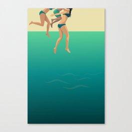 sum Canvas Print