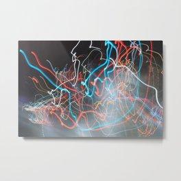 Explosion #94 Metal Print