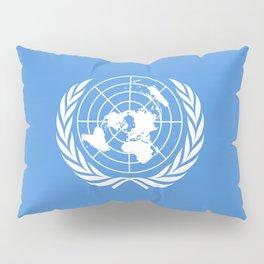 United Nations Flag Pillow Sham