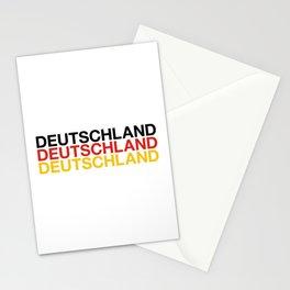 DEUTSCHLAND Stationery Cards
