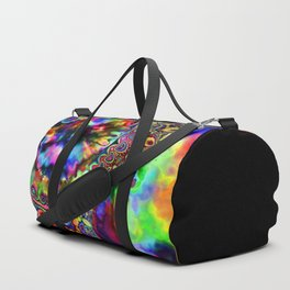 Ride The Rainbow Duffle Bag