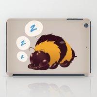 dragonball z iPad Cases featuring B z z z by Anadapta