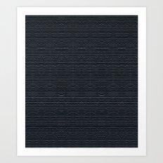 Lines Art Print