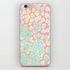 Leopard Pastel iPhone & iPod Skin