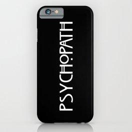 Tate Langdon Psychopath American Horror Story iPhone Case