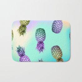 Pineapple Glow Bath Mat