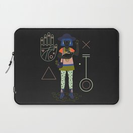 Witch Series: Palm Reader Laptop Sleeve