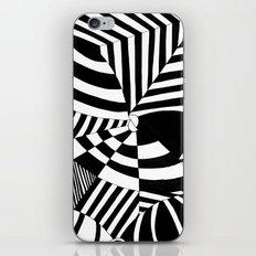 Op art pattern iPhone & iPod Skin