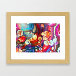 acrylic 20 Framed Art Print