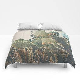 desert prickly pear cactus ... Comforters