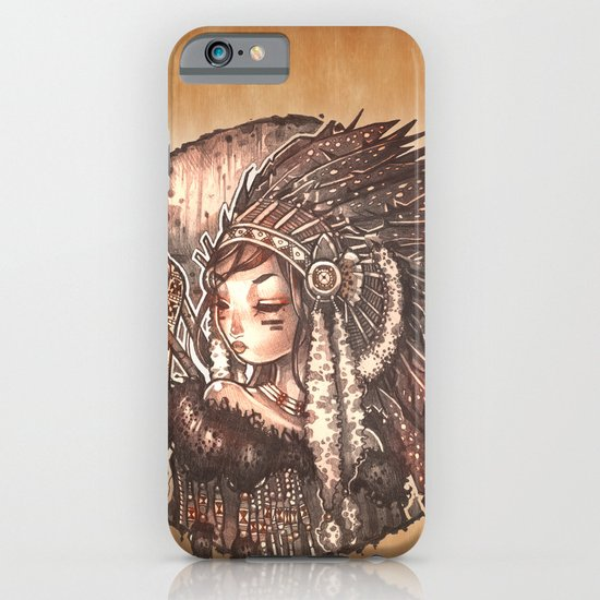 Tiger Lily iPhone & iPod Case