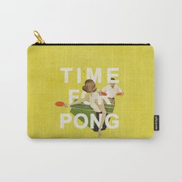 Time For Pong Carry-All Pouch