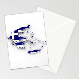 GREECE LOVE Stationery Cards