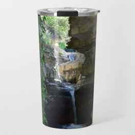 la cascata urlante Travel Mug