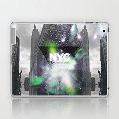NYC - I Love New York 4 Laptop & iPad Skin