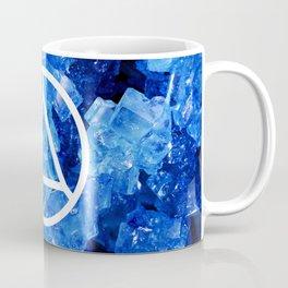 Sapphire Candy Gem Coffee Mug
