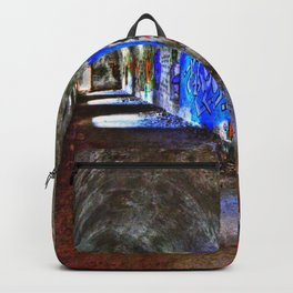 Graffiti Tunnel Backpack