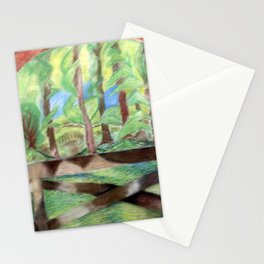 Flash of Scenery Stationery Cards
